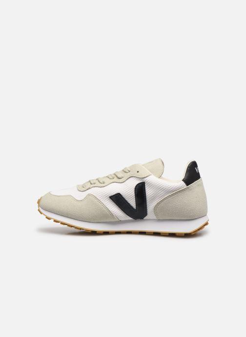 Sneaker Veja Sdu Rec M weiß ansicht von vorne