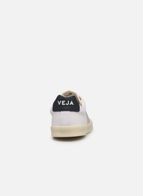 Sneakers Veja Esplar se M Bianco immagine destra