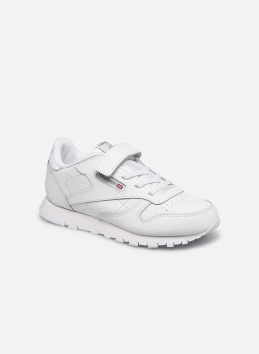 Sneakers Reebok Classic Leather 1V Blauw detail