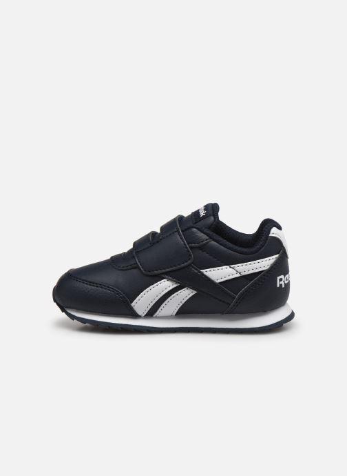 Sneakers Reebok Reebok Royal Cljog infant Azzurro immagine frontale
