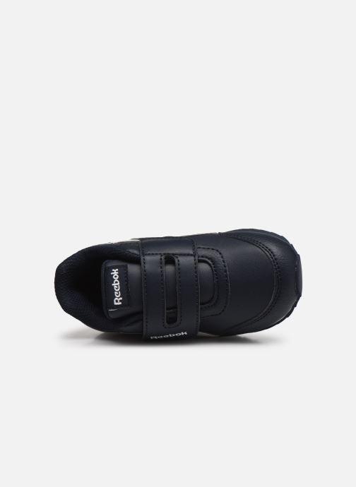 Sneakers Reebok Reebok Royal Cljog infant Azzurro immagine sinistra