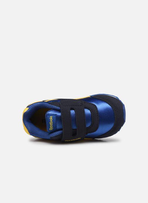 Baskets Reebok Reebok Royal Cljog infant Bleu vue gauche