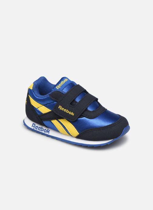 Baskets Reebok Reebok Royal Cljog infant Bleu vue détail/paire