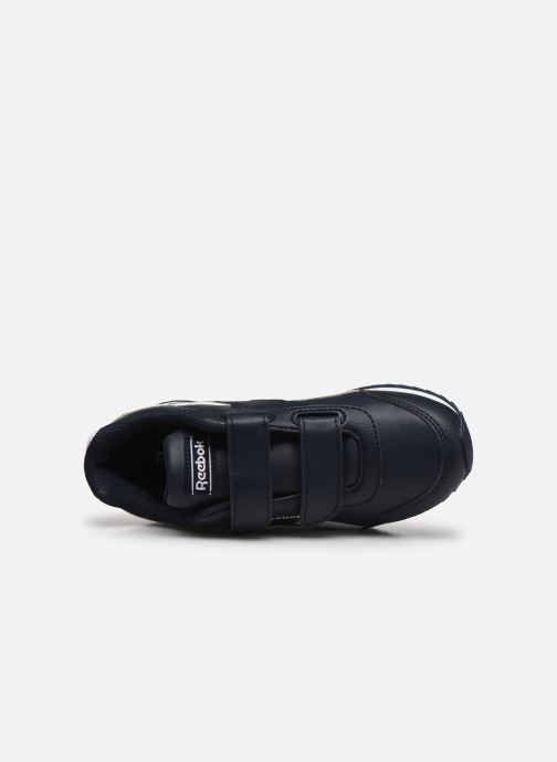 Sneakers Reebok Reebok Royal Cljog 2V Azzurro immagine sinistra
