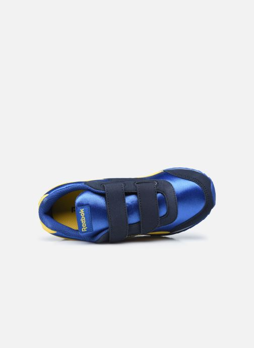 Baskets Reebok Reebok Royal Cljog 2V Bleu vue gauche