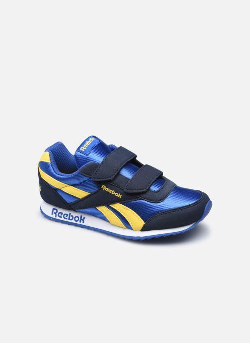 Baskets Reebok Reebok Royal Cljog 2V Bleu vue détail/paire