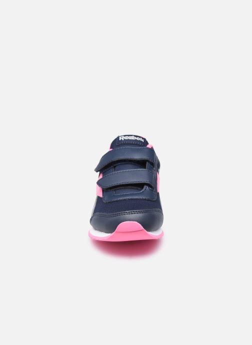Sneaker Reebok Reebok Royal Cljog 2V rosa schuhe getragen