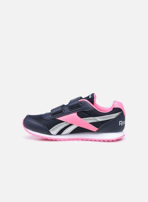Sneaker Reebok Reebok Royal Cljog 2V rosa ansicht von vorne