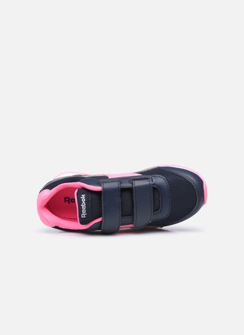 Sneaker Reebok Reebok Royal Cljog 2V rosa ansicht von links
