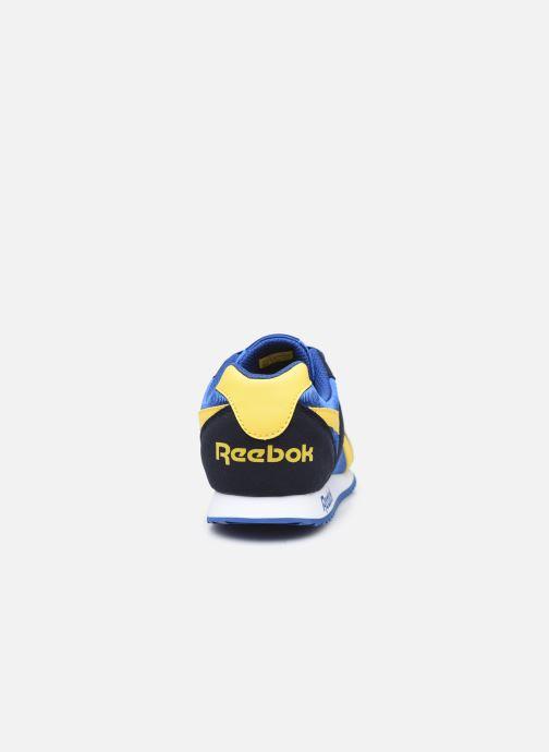 Sneakers Reebok Reebok Royal Cljog Azzurro immagine destra