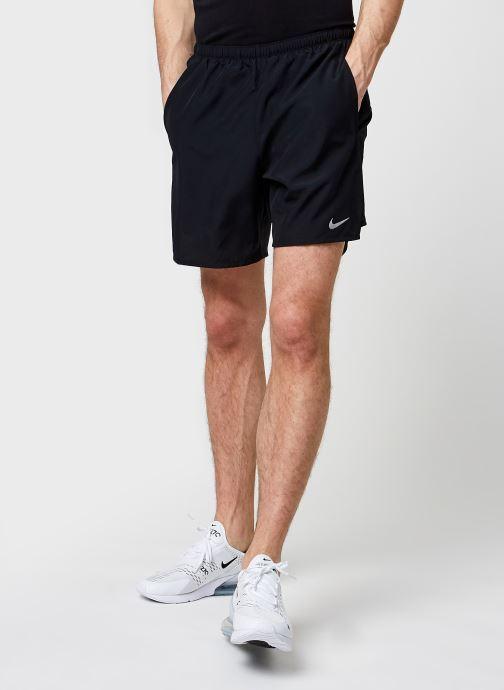 Vêtements Nike M Nk Df Challenger Short 72In1 Noir vue détail/paire