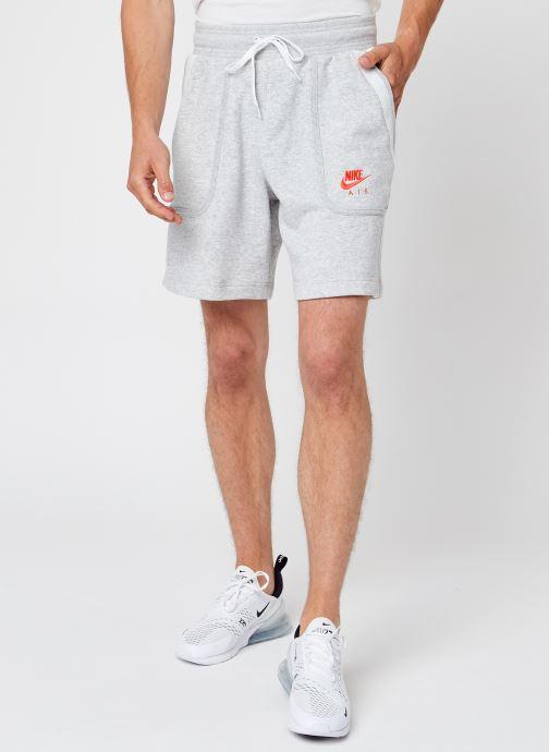 Vêtements Nike M Nsw Nike Air Ft Flc Short Gris vue détail/paire
