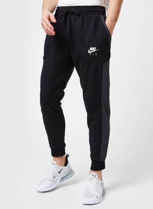 Vêtements Nike M Nsw Nike Air Fleece Jggr Noir vue détail/paire