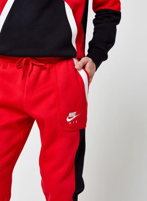 Vêtements Nike M Nsw Nike Air Fleece Jggr Rouge vue face