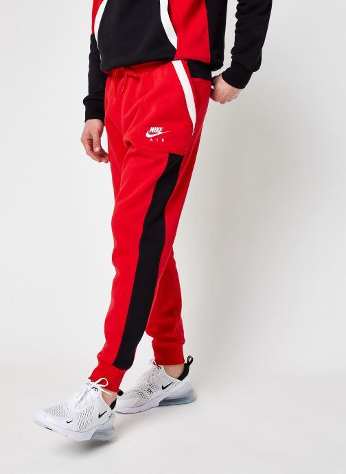 Vêtements Nike M Nsw Nike Air Fleece Jggr Rouge vue détail/paire