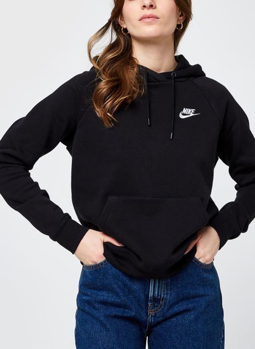 Sweatshirt hoodie - W Nsw Essntl Flc Po Hoodie