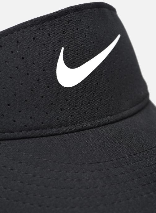 Cappellino Nike W Nk Aero Advantage Visor Nero immagine frontale