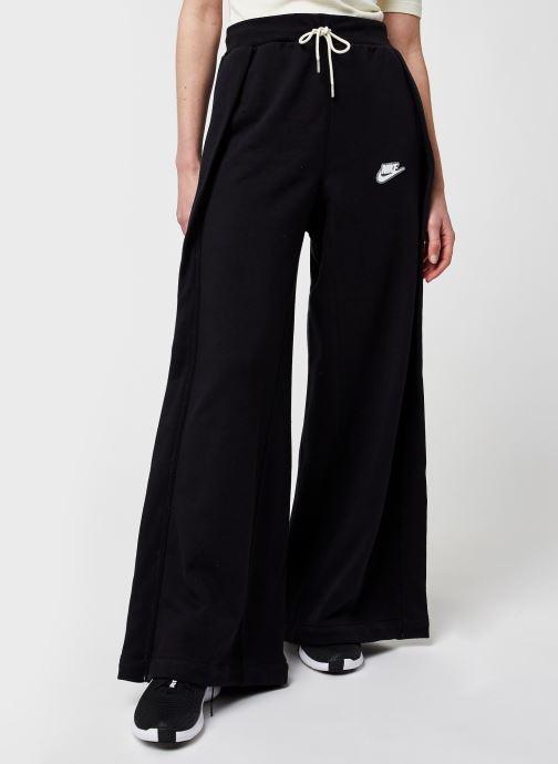 Vêtements Nike W Nsw Pant Earth Day Ft Mr Noir vue détail/paire