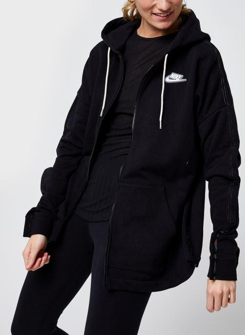 Sweatshirt hoodie - W Nsw Fz Hoodie Earth Day Ft