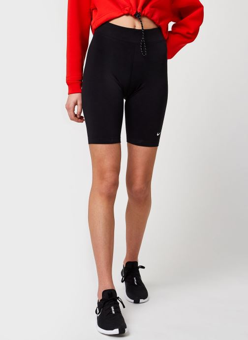 Kleding Nike W Nsw Essntl Mr Biker Short Zwart detail