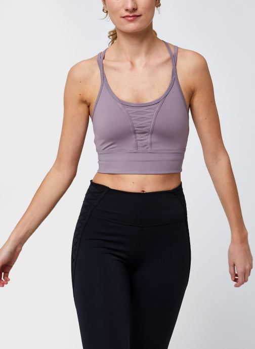 W Nk Dry Crp Lacing Top Lux