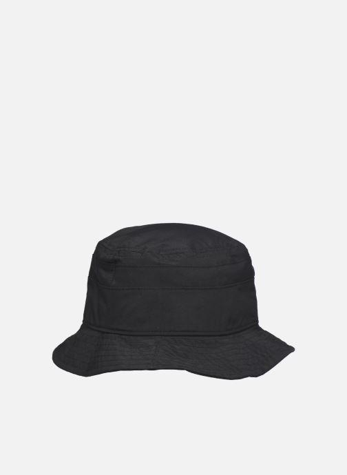 Cappello Nike W Nsw Cap Ssnl Bucket Nero modello indossato
