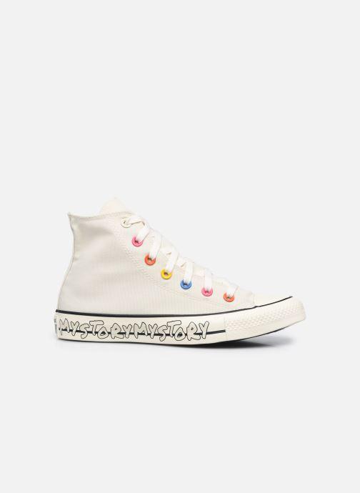 Sneaker Converse Chuck Taylor All Star My Story Hi beige ansicht von hinten