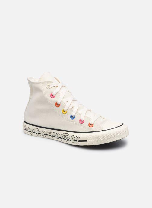 Sneaker Converse Chuck Taylor All Star My Story Hi beige detaillierte ansicht/modell