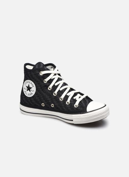 Sneakers Converse Chuck Taylor All Star Tonal Weaving Hi Nero vedi dettaglio/paio