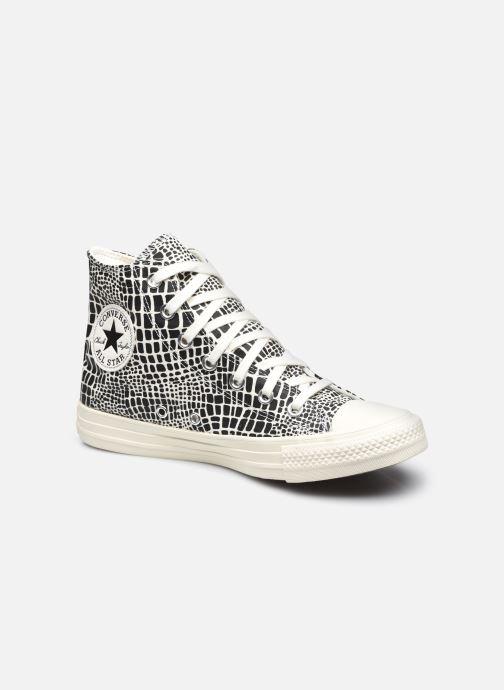 Sneaker Converse Chuck Taylor All Star Digital Daze Hi schwarz detaillierte ansicht/modell