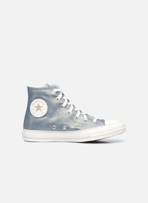 Sneaker Converse Chuck Taylor All Star Digital Powder Hi gold/bronze ansicht von hinten