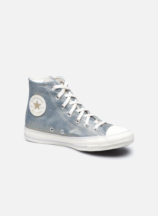 Sneaker Converse Chuck Taylor All Star Digital Powder Hi gold/bronze detaillierte ansicht/modell