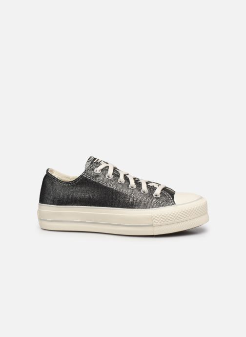 Sneakers Converse Chuck Taylor All Star Lift Digital Powder Ox Argento immagine posteriore
