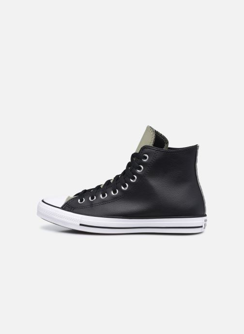 Sneakers Converse Chuck Taylor All Star Digital Terrain- Synthetic Leather Hi Nero immagine frontale