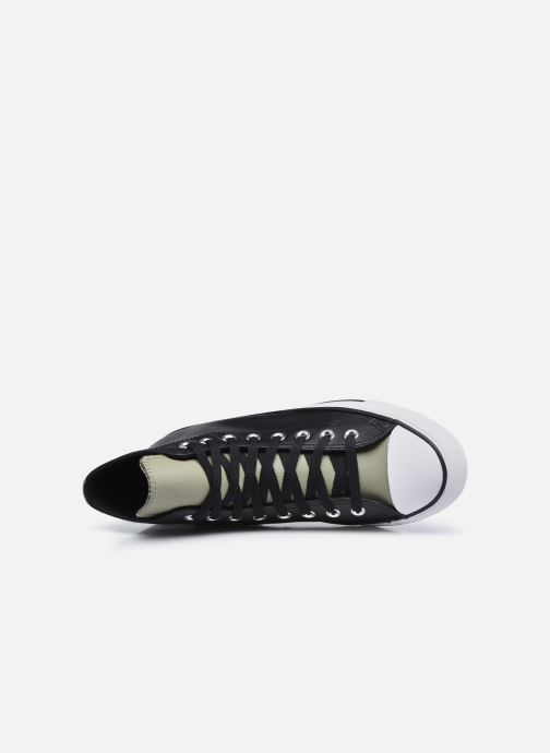 Sneakers Converse Chuck Taylor All Star Digital Terrain- Synthetic Leather Hi Nero immagine sinistra