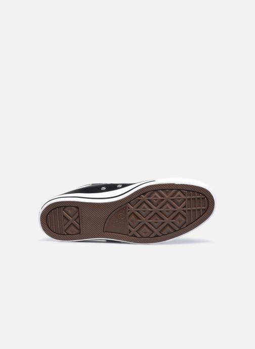 Sneakers Converse Chuck Taylor All Star Digital Terrain- Synthetic Leather Hi Nero immagine dall'alto
