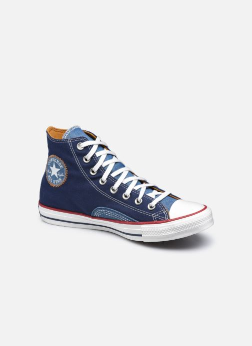Baskets - Chuck Taylor All Star Indigo Boro Hi