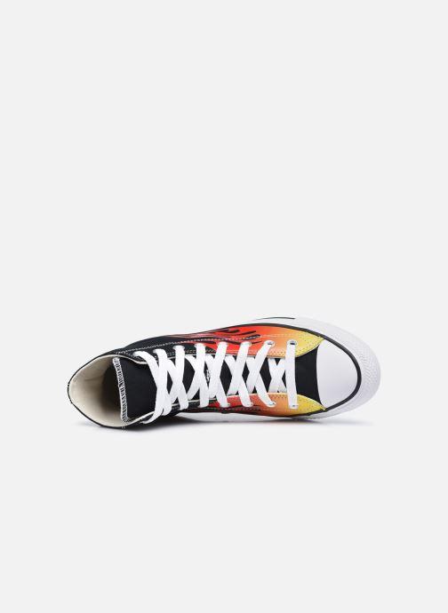 Sneakers Converse Chuck Taylor All Star Archive Prints Hi Nero immagine sinistra