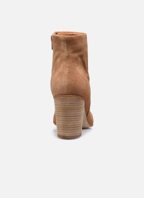 Stiefeletten & Boots Jonak NEVADA braun ansicht von rechts