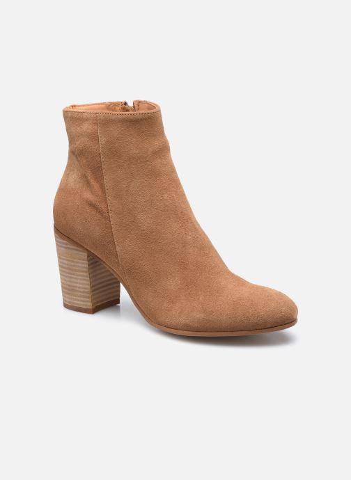 Stiefeletten & Boots Jonak NEVADA braun detaillierte ansicht/modell
