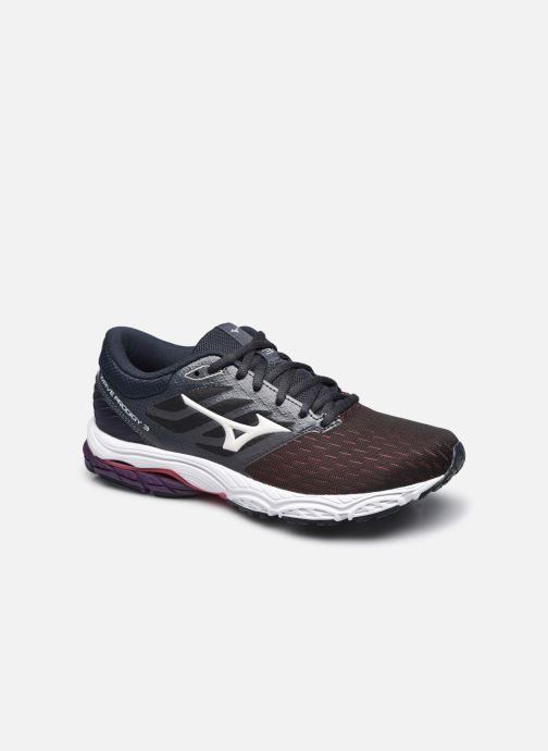 Zapatillas de deporte Mizuno Wave Prodigy 3 - W Gris vista de detalle / par