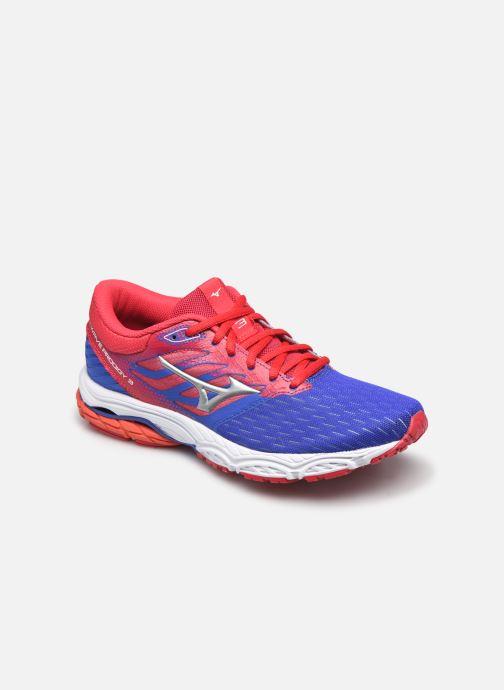 Chaussures de sport Mizuno Wave Prodigy 3 - W Bleu vue détail/paire