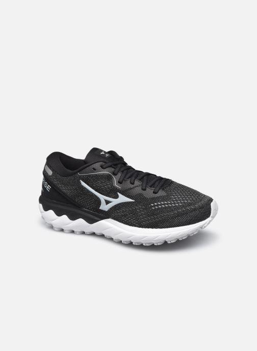 Zapatillas de deporte Mizuno Wave Skyrise 2 - W Negro vista de detalle / par
