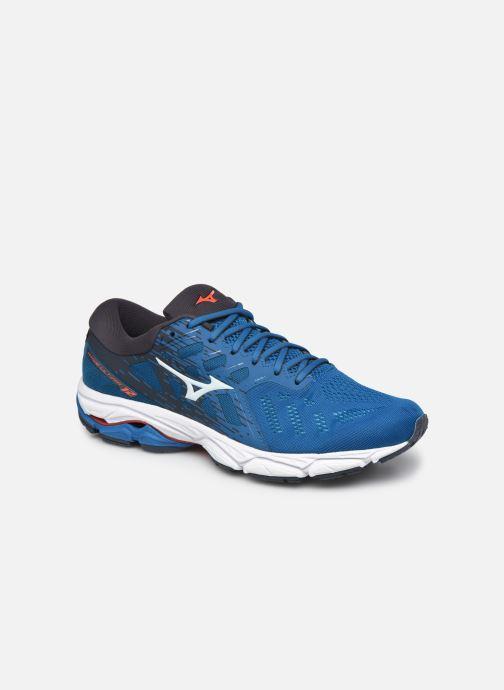 Sportschoenen Mizuno Wave Ultima 12 - M Blauw detail