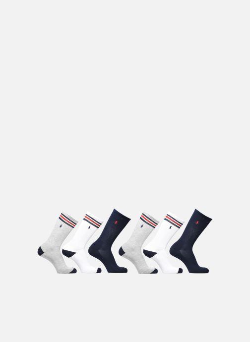 6 Pk Stp Crw-Crew Sock-6 Pack