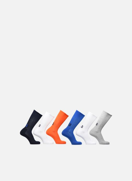 Sokken en panty's Accessoires 6Pk Log Crw-Crew Sock-6 Pack