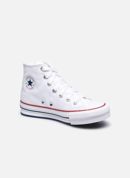 Sneaker Converse Chuck Taylor All Star EVA Lift Canvas Color Hi weiß detaillierte ansicht/modell
