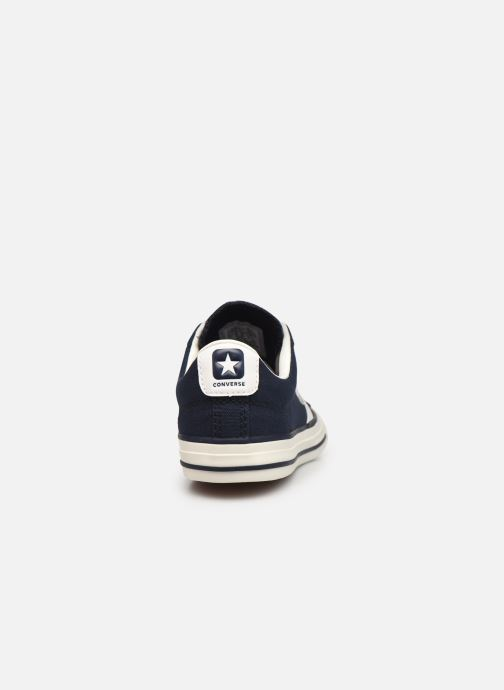 Sneaker Converse Star Player EV Americana Ox blau ansicht von rechts