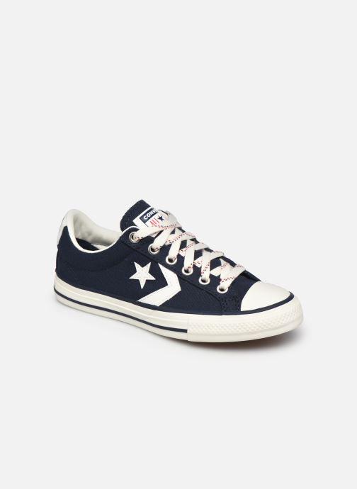 Sneaker Converse Star Player EV Americana Ox blau detaillierte ansicht/modell
