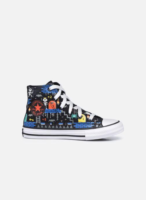 Sneakers Converse Chuck Taylor All Star Boys Gamer Hi Nero immagine posteriore